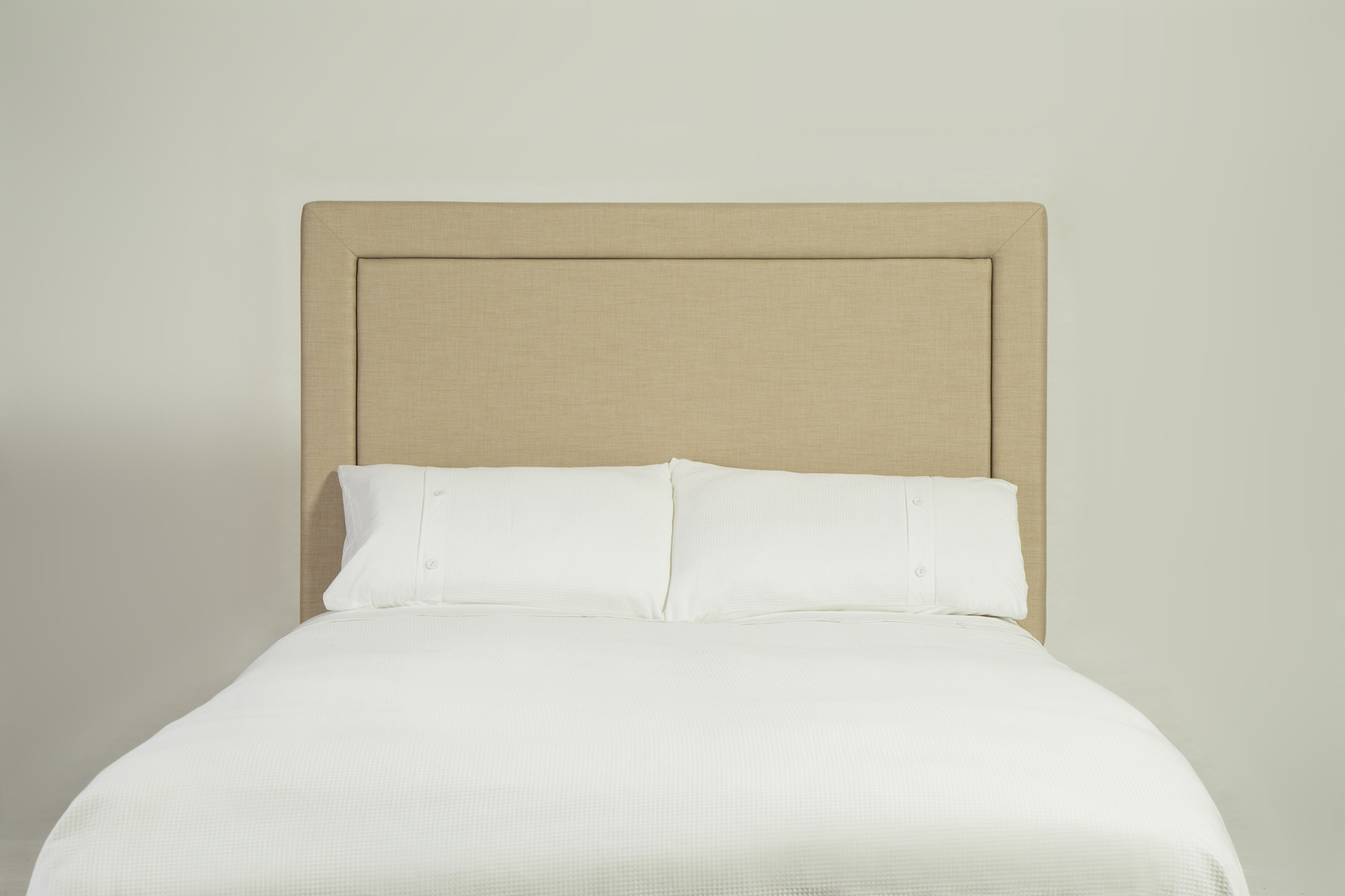 lux simple headboard